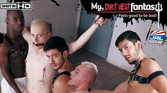 Tortured Twink gay twink bdsm movie