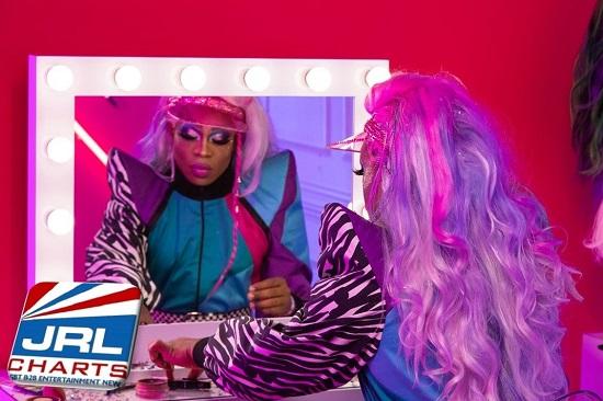 Todrick Hall Glitter Music Video Screenclip - JRL CHARTS