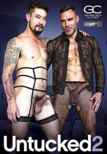 Untucked 2 DVD - gay porn - Gentlemen's Closet
