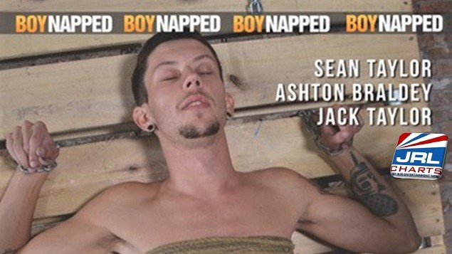 Xavier Sibley - Filthy French Fucker DVD (2019) Boynapped - Pulse Distribution