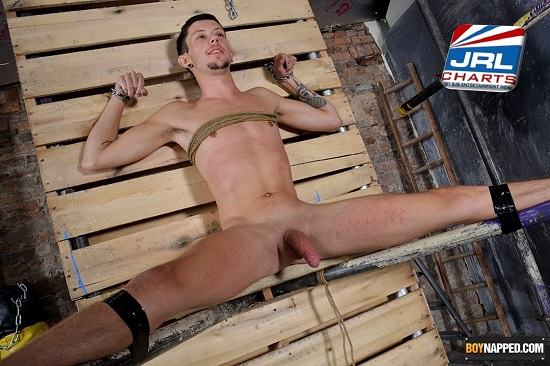 Xavier Sibley and Jack Taylor -Filthy French Fucker