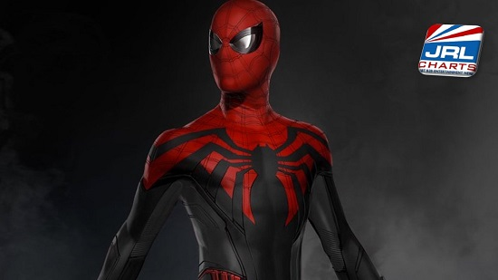 spider-man-far-from-home-2019-Tom Holland-New-Suit-Marvel