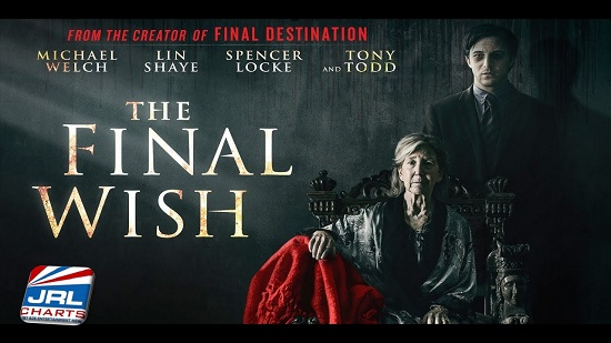 the final wish (2019) official poster