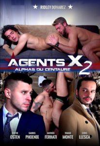 AGENTS X 2 - Alpha Du Centaure DVD (2019)