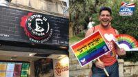 American Gay Student Wins Lawsuit Against Jerusalem Pizzeria