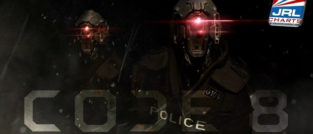CODE 8 Official First Look (2019) New Sci-Fi Movie Trailer