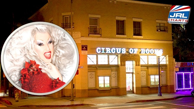 Chi Chi LaRue's West Hollywood Location