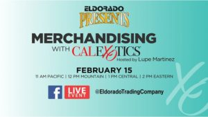 Eldorado Presents: Merchandising with CalExotics on Feb.15