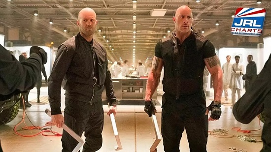 Fast & Furious Presents Hobbs & Shaw Trailer 1 - (2019) Jason Statham - Dwayne Johnson