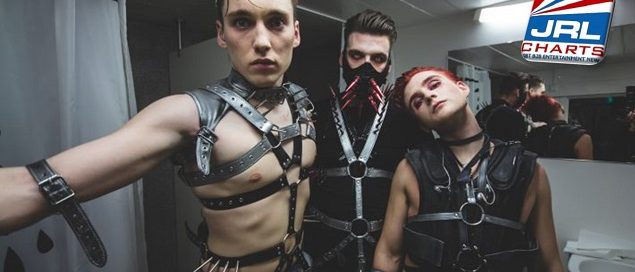 Hatari - Spillingardans Music Video Debuts on the Top 40