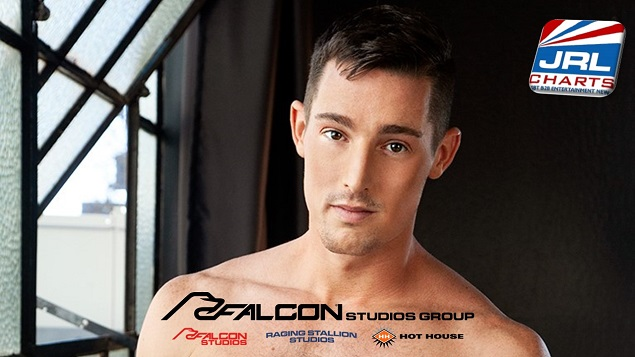 Hung Gay Adult Film Star Steven Lee Becomes Falcon Exclusive