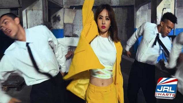 Jolin Tsai - Womxnly Dance Video-Sony-Music-Taiwan-Debuts