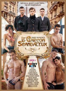 Le Garcon Scandaleux (2019) CockyBoys - PinkX