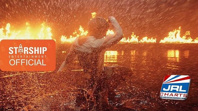 MONSTA X 몬스타엑스 'Alligator' MV Debuts with 2 Million Views