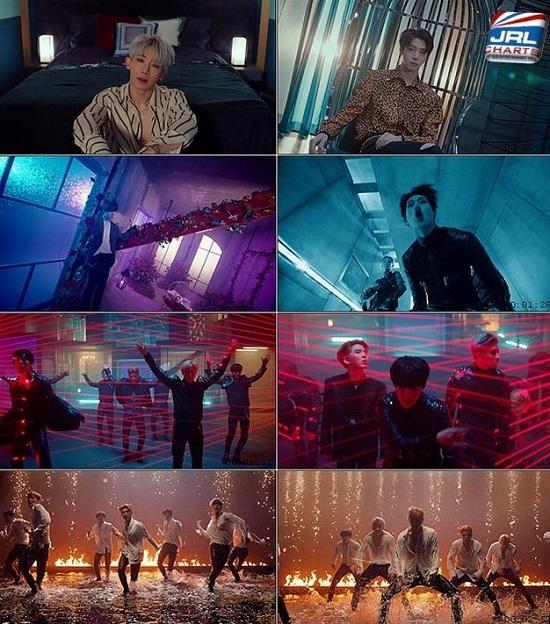 Monsta X - Alligator MV (2019) Screenclips - Starship Entertainment