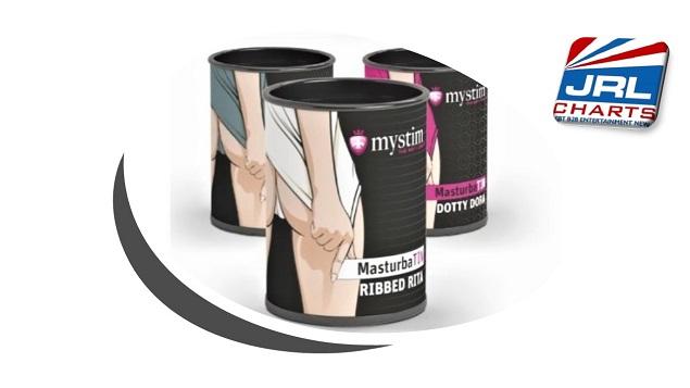 Mystim Unveils to Retailers Its New MasturbaTIN Masturbator