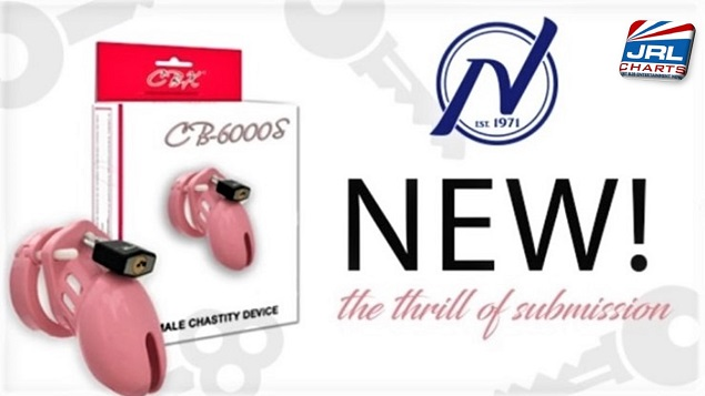 Nalpac Now Shipping CB-X's CB-6000S Pink Male Chastity Cage