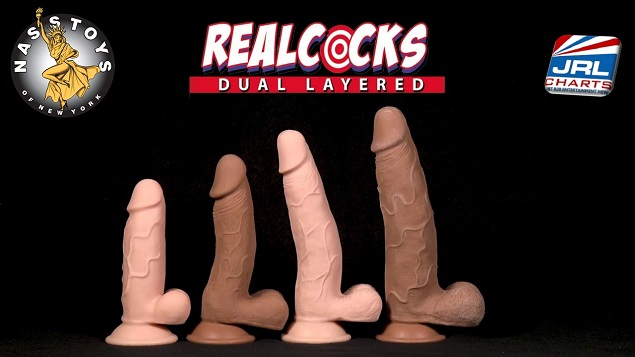 Nasstoy Debut REALCOCKS Dual Layered RealSkin Cocks Video