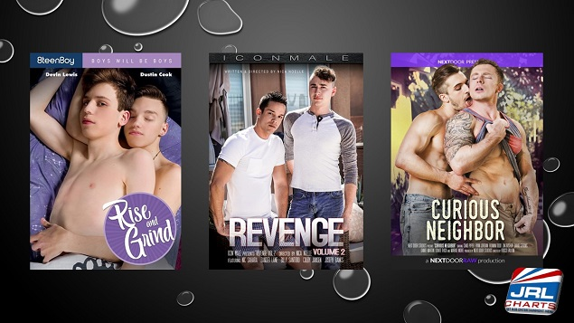 New Gay Adult DVD Releases for February 8, 2019