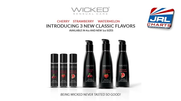 Wicked Sensual Care New Flavors
