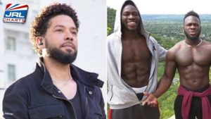 Jussie Smolett hate crime staged
