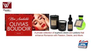 Olivia's Boudoir Boutique Line - Williams Trading Company - 020119
