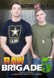 Raw Brigade 5 (2019) DVD - Active Duty Productions