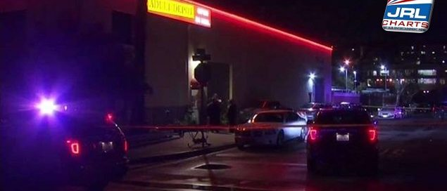Shots Fired Inside and Outside During Adult Store Robbery