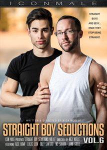Straight Boy Seductions 6 (2019) DVD - Icon Male-MHM