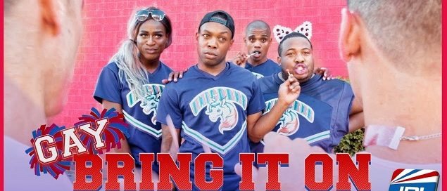 Todrick Hall Gay Bring It On Parody Comedy Is An Instant Hit