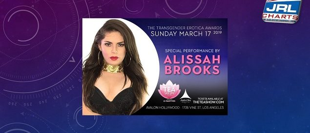 Trans Recording Artist Alissah Brooks to Perform at 2019 TEAs