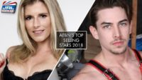 AEBN Publishes Its Top Selling Gay and Straight Stars of 2018