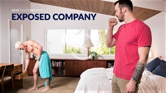 Exposed-Company 2019-Gay-porn-trailer-Next-Door-Studios