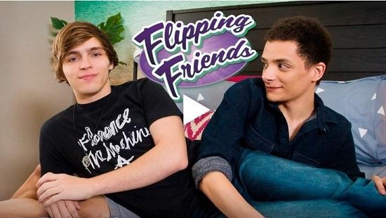 Flipping-Friends-gay-porn-movie-trailer-8teenboy