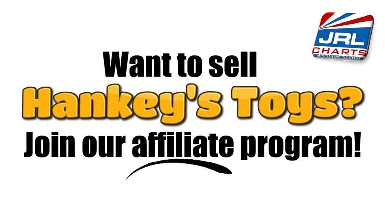 Hankey's Toys affiliate program