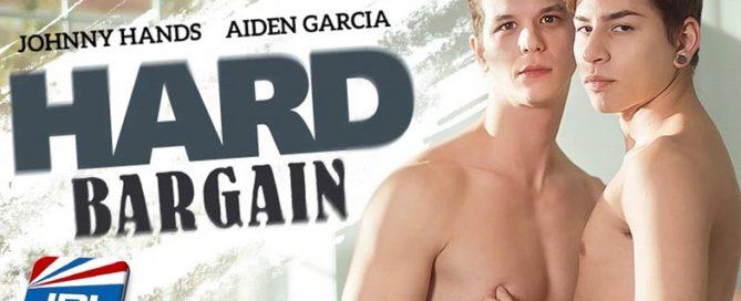 Helix Studios Johnny Hands and Aiden Garcia in Hard Bargain