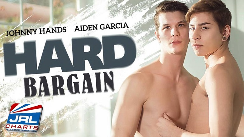 Helix Studios Johnny Hands and Aiden Garcia in Hard Bargain