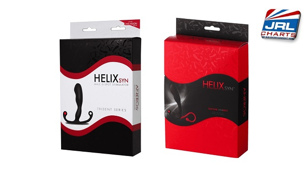 Helix Syn Trident Replacing Best Selling Helix Syn from Aneros