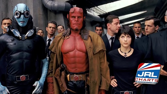 Hellboy 2 (2019) The Golden Army - Lionsgate