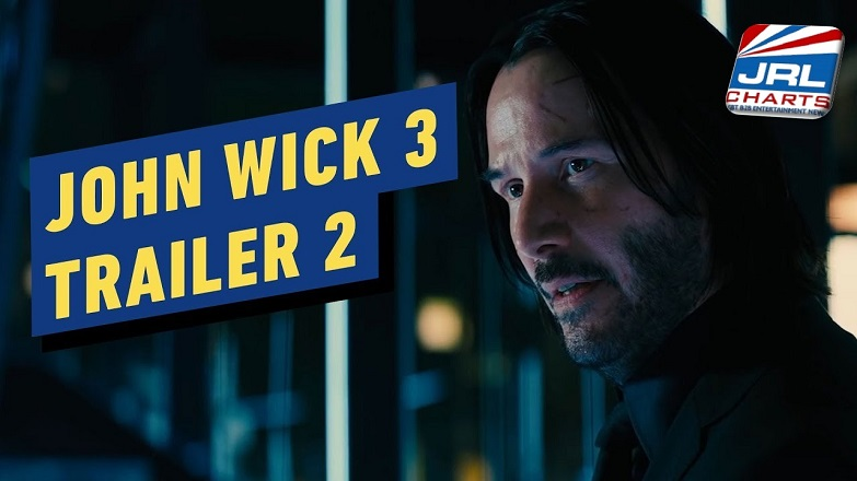 Watch John Wick Chapter 3 Trailer #2
