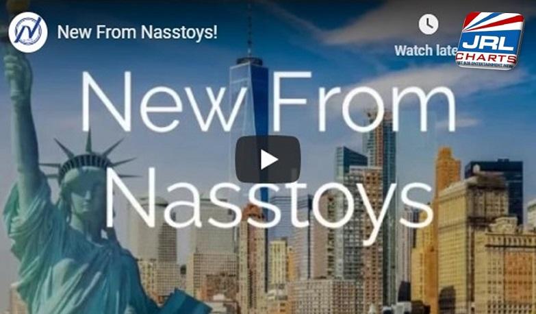 Nalpac Unveils Award-Winning Nasstoys Video Promo for Retail