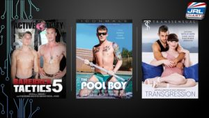 New Gay Adult DVD Releases for March 1, 2019