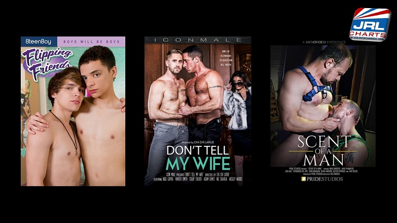 New Gay Porn DVD New Releases for March 22, 2019