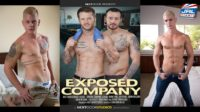 Quentin Gainz and Mark Long Dominate In Exposed Company