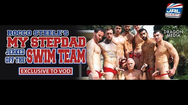 Rocco Steele's My Stepdad Jerked Off The Swim Team Debuts On Demand