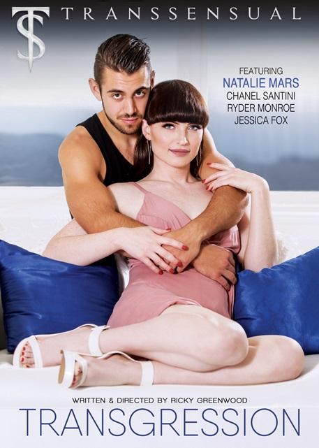 Transgression DVD starring Natalie Mars