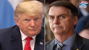 Trump Invites Anti-LGBTQ President of Brazil to White House