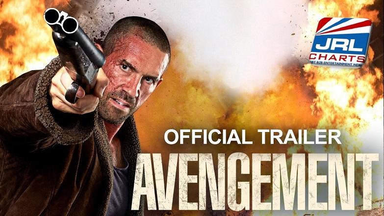 Scott Adkins In Official Trailer for action movie Avengement