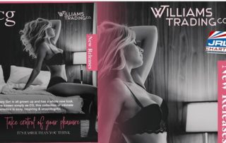 Williams Trading Launches Crazy Girl 'CG' Range to Retail