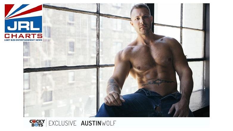 CockyBoys Signs Gay Adult Film Star Austin Wolf